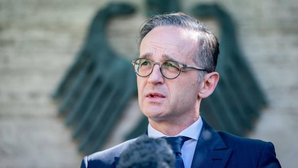 Konjunkturminister Maas