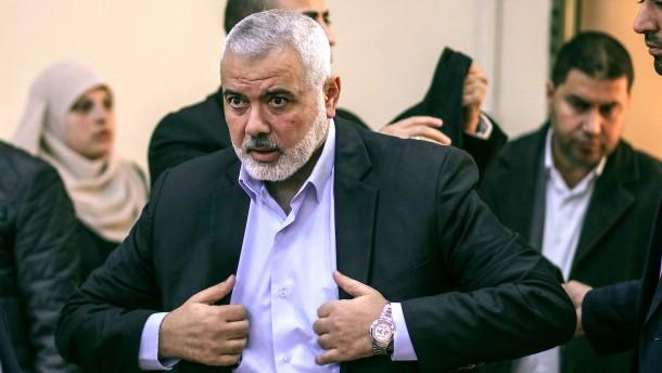 Amerika erklärt Hamas-Chef zum Terroristen