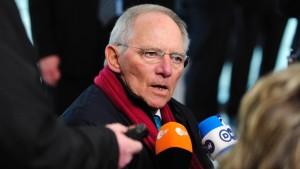Neuer Streit in der EU über Bankenunion