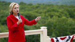 Clinton warnt vor China
