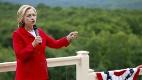 Präsidentschaftswahlkampf: Clinton warnt vor China