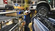 Ford-Fabrik im amerikanischen Dearborn im Bundesstaat Michigan: Entstehen hier bald Medizingeräte?