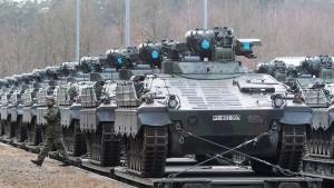 Verteidigungsministerium will das Heer umstrukturieren