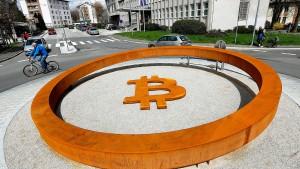 Kryptoanlagen bedrohen die Finanzstabilität nicht