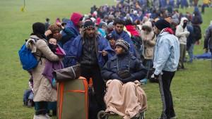 Zu viel Einwanderung beschädigt den Sozialstaat