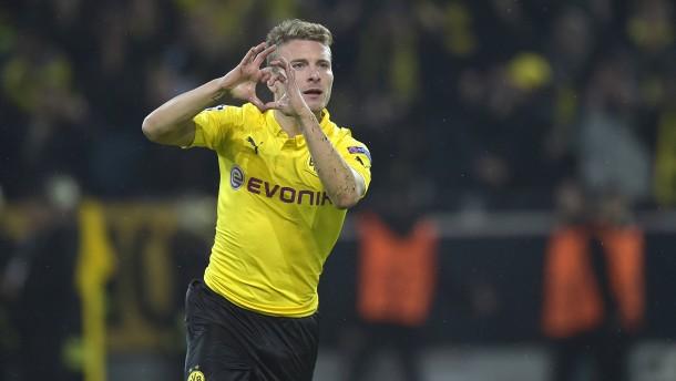 Borussia Dortmund zeigt international Klasse
