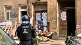 Leipziger zwischen Boom und Brandstiftern