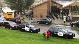 Schüler bei Angriff auf Schule nahe Denver erschossen