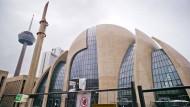 Die DITIB-Zentralmoschee in Köln: Seit den Anschlägen von 9/11 ist der Islam ein wichtiger Teil Deutschlands.