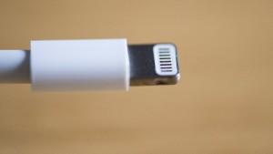 Apple gegen einheitliche Anschlussbuchsen