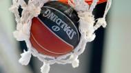 Mit etlichen Treffern spielte sich das Team von Gießen 46ers zurück in die Basketball-Bundesliga.