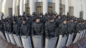 Friedensgespräche beginnen in Minsk