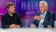 Genug Vertrauen vorhanden? Robert Habeck (links) und Wolfgang Kubicki