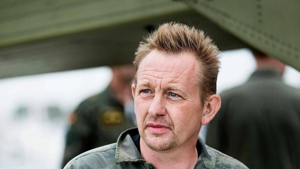 U-Boot-Bauer Madsen bestreitet Mord vor Gericht