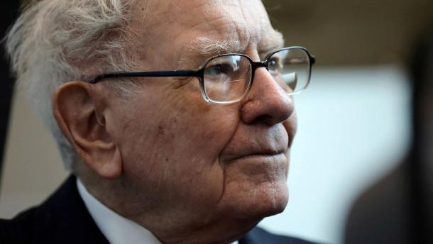 Buffetts Investmentgesellschaft steigert Betriebsgewinn