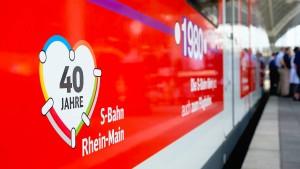 Rückgrat des Nahverkehrs in Rhein-Main