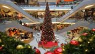 Alle Jahre wieder - das Weihnachtsgeschäft