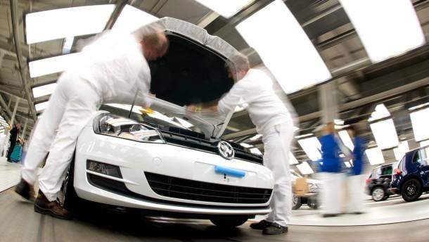 Bei VW geht's jetzt um die Leiharbeiter