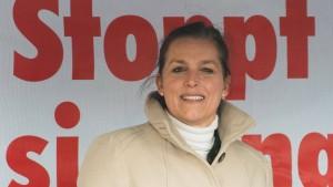 Pegida stellt Bürgermeister-Kandidatin auf