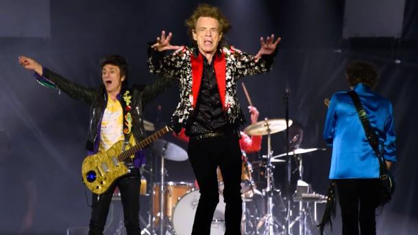 """Auch Rolling Stones treten bei """"Global Citizen"""" auf"""