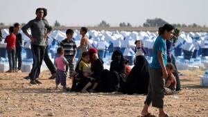 14 Tote bei Anschlag auf Flüchtlingslager im Irak