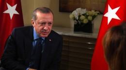 "Erdogan lobt Merkels ""bedeutende Politik"""