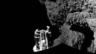 So klang Philaes Landung auf dem Kometen