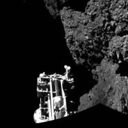 """Am 11. November landete Philae auf dem Kometen """"Tschuri"""". Wie das klang, kann man sich nun anhören"""