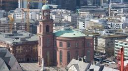 Ein Projekt namens Paulskirche