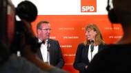 Eines der acht Duos: Boris Pistorius und Petra Köpping