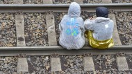 Aktivisten in der Lausitz beenden Protestaktion