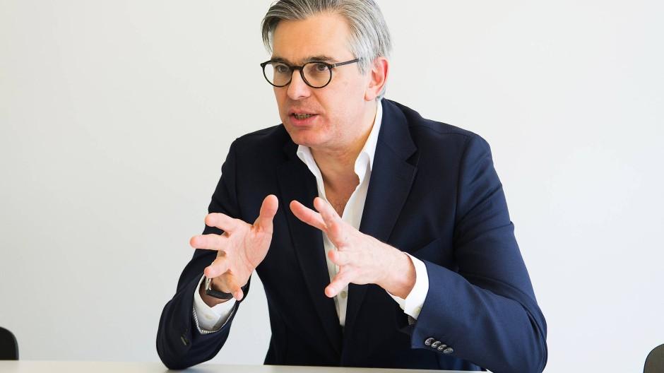 Michael Kliger, CEO von Mytheresa, ist kein Modemensch, sondern ein Mann der Zahlen.