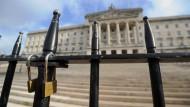 London gibt Nordiren mehr Zeit für Regierungsbildung