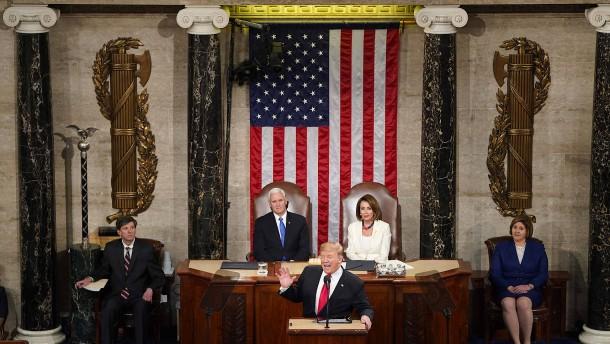 "Trump: ""Ich bekomme sie gebaut"""