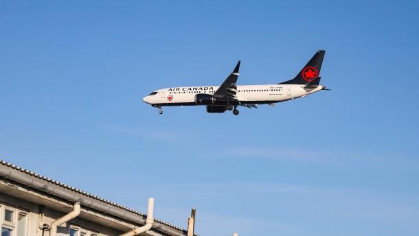 EASA sperrt europäischen Luftraum für Boeing 737 Max 8