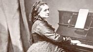Schüler aus Europa und Amerika wollten nach Frankfurt, um bei Clara Schumann zu lernen.