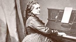 Klavierstunde bei der eisernen Meisterin