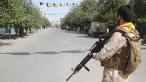 Friedensgespräche überschattet von Angriffen der Taliban