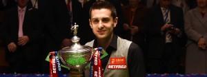 Der Weltranglistenerste hat triumphiert: Mark Selby
