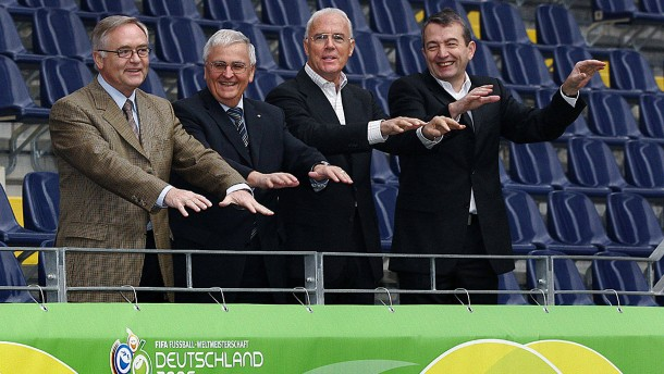 Beckenbauers Rolle