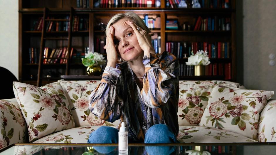 Barbara Sturm hat sich als Dermatologin international einen Namen gemacht.