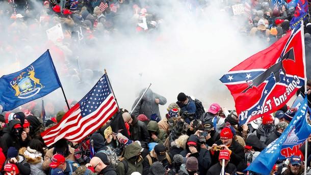 """""""Das ist nicht Amerika"""""""