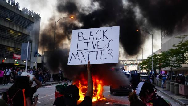 """""""Afroamerikaner empfinden die Polizei als eine Art Kolonialmacht"""""""