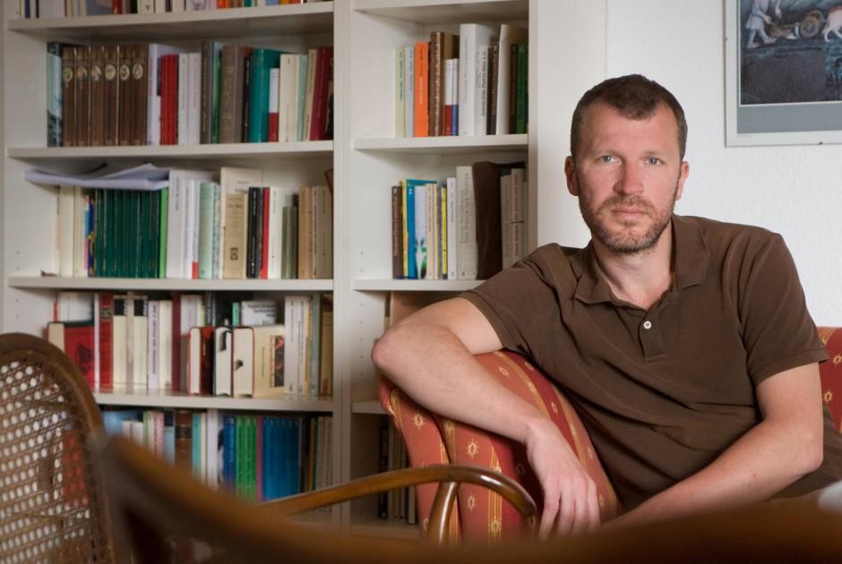 """Andreas Maier, bloß ein """"Literaturheini""""?"""