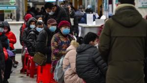 China verschärft Kampf gegen Coronavirus
