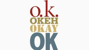 Warum sagen alle okay?