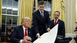 Trump verliert engen Mitarbeiter