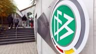 DFB-Zentrale in Frankfurt