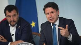 Italien wehrt sich gegen Haushaltskritik