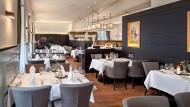 """Das """"Restaurant im Kavaliersbau"""" serviert traditionell-französische Küche."""